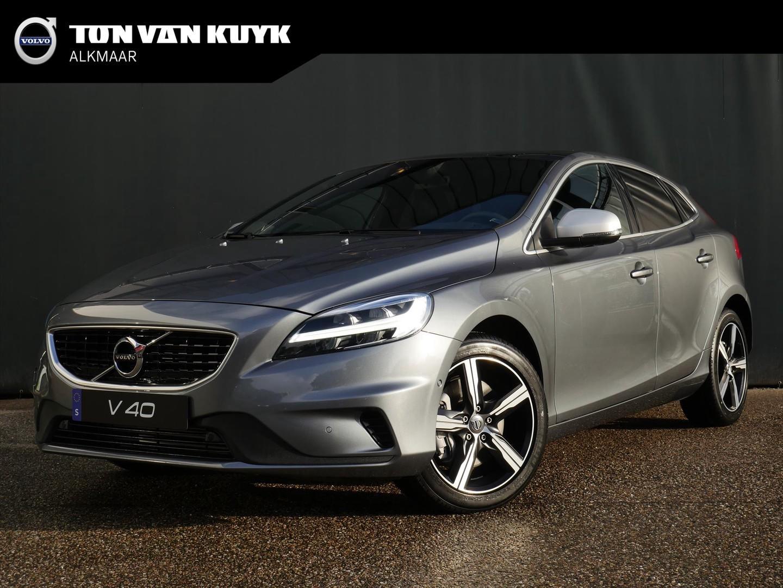 Volvo V40 T3 geartronic polar+ sport / parkeerverwarming /