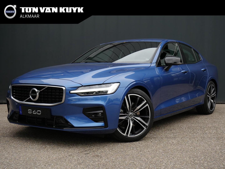 Volvo S60 T4 190pk geartronic r-design