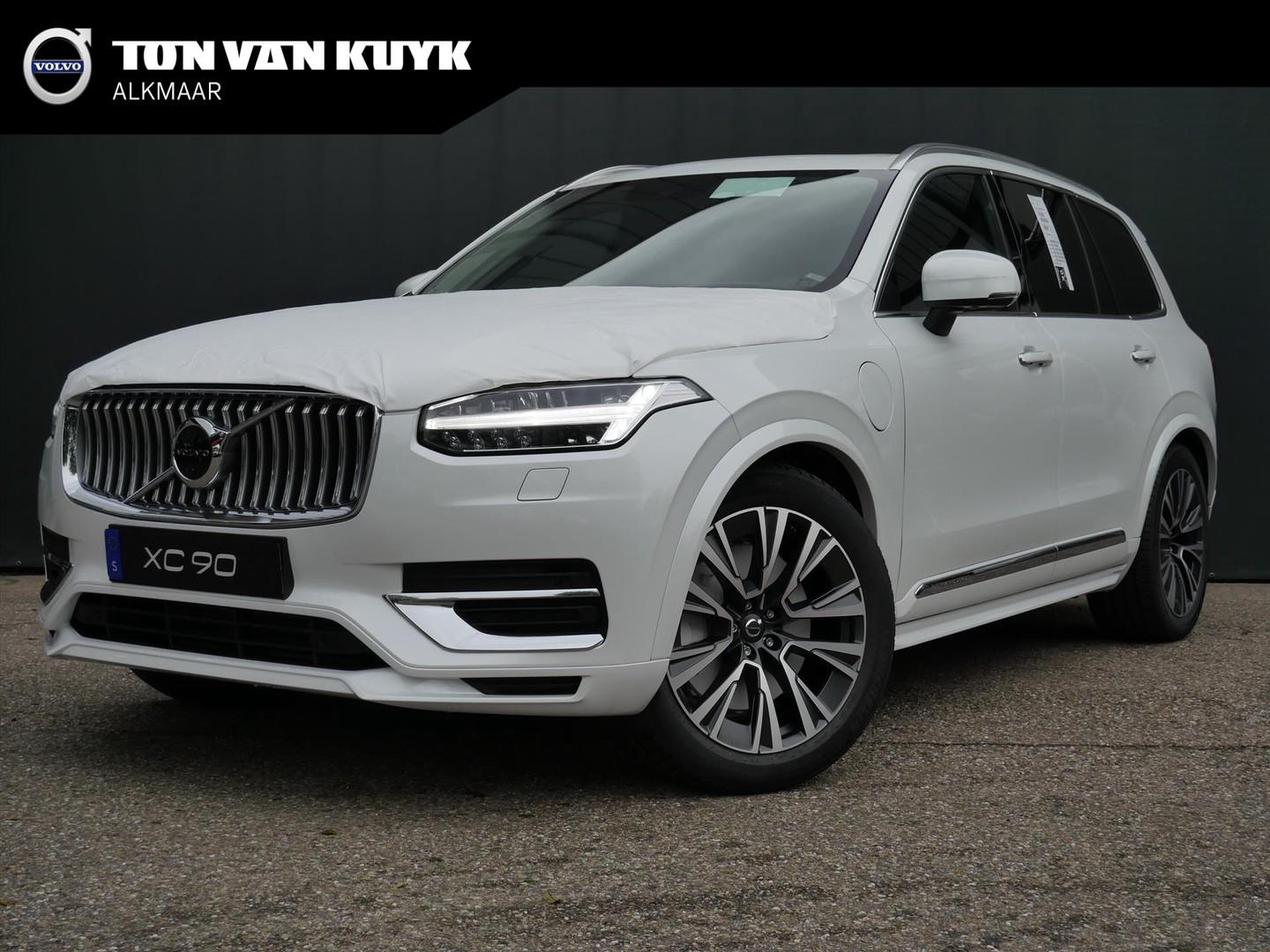 Volvo Xc90 T8 twin engine 390pk automaat awd intro edition 7p / inscription plus line / luchtvering