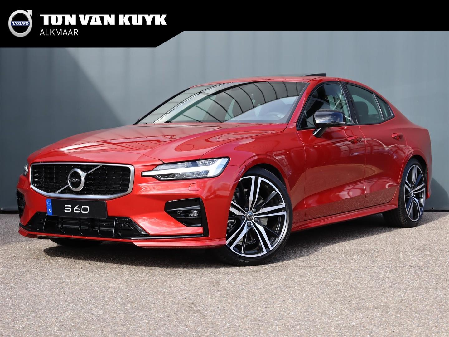 Volvo S60 New t5 250pk automaat r-design / intro edition / luxury line / styling kit