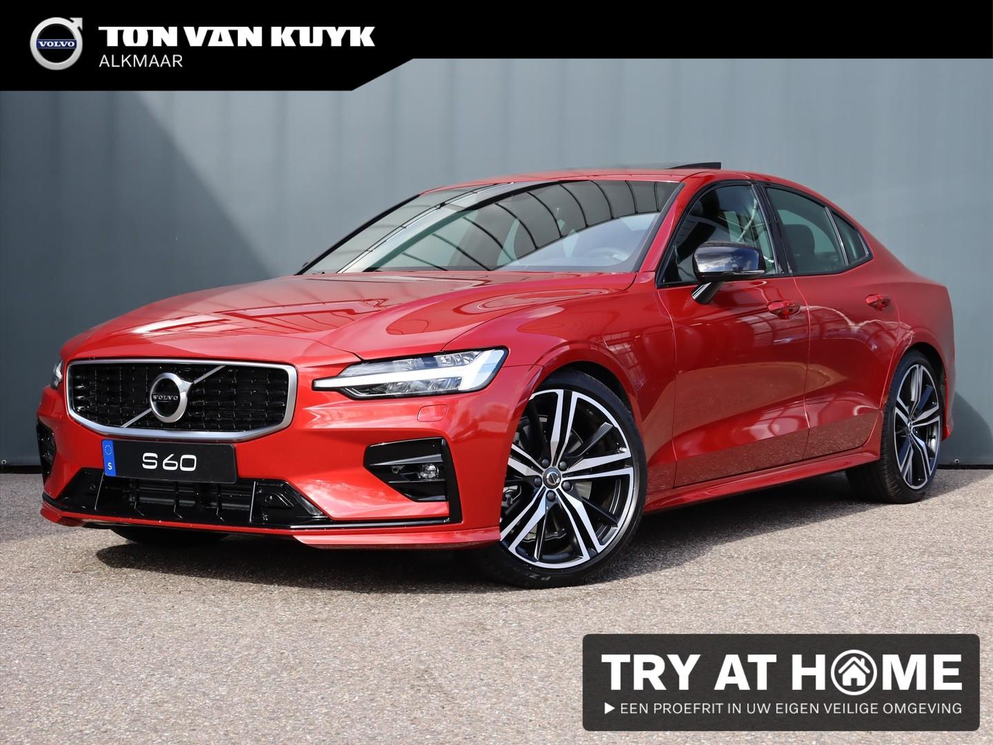 Volvo S60 T5 automaat r-design / intro edition / luxury line / styling kit