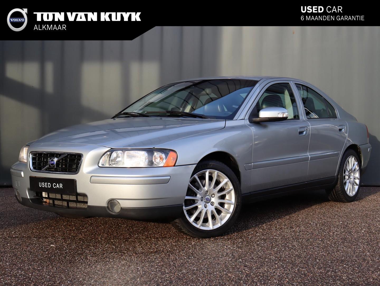 Volvo S60 2.0 t aut drivers edition ii / schuifkanteldak / afn. trekhaak
