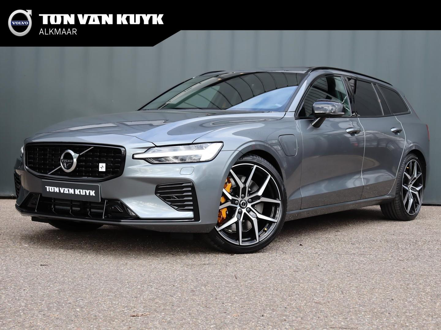 Volvo V60 T8 awd polestar engineered automaat 405 pk / head-up / 20'' / panoramadak