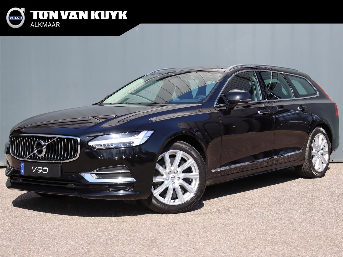Volvo V90 T4 190pk automaat business luxury+ / audio line /
