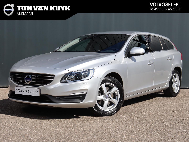 Volvo V60 D2 120pk aut. polar+ / navi / trekhaak / stoelverwarming