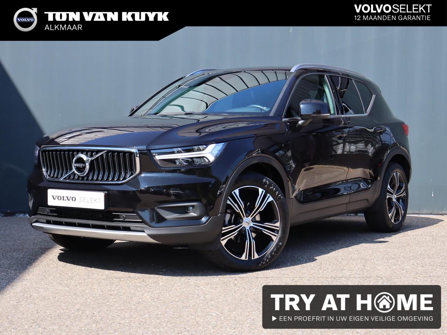 Volvo Xc40 D3 150pk aut. inscription / intellisafe / versitality / verwarmbaar voorraam