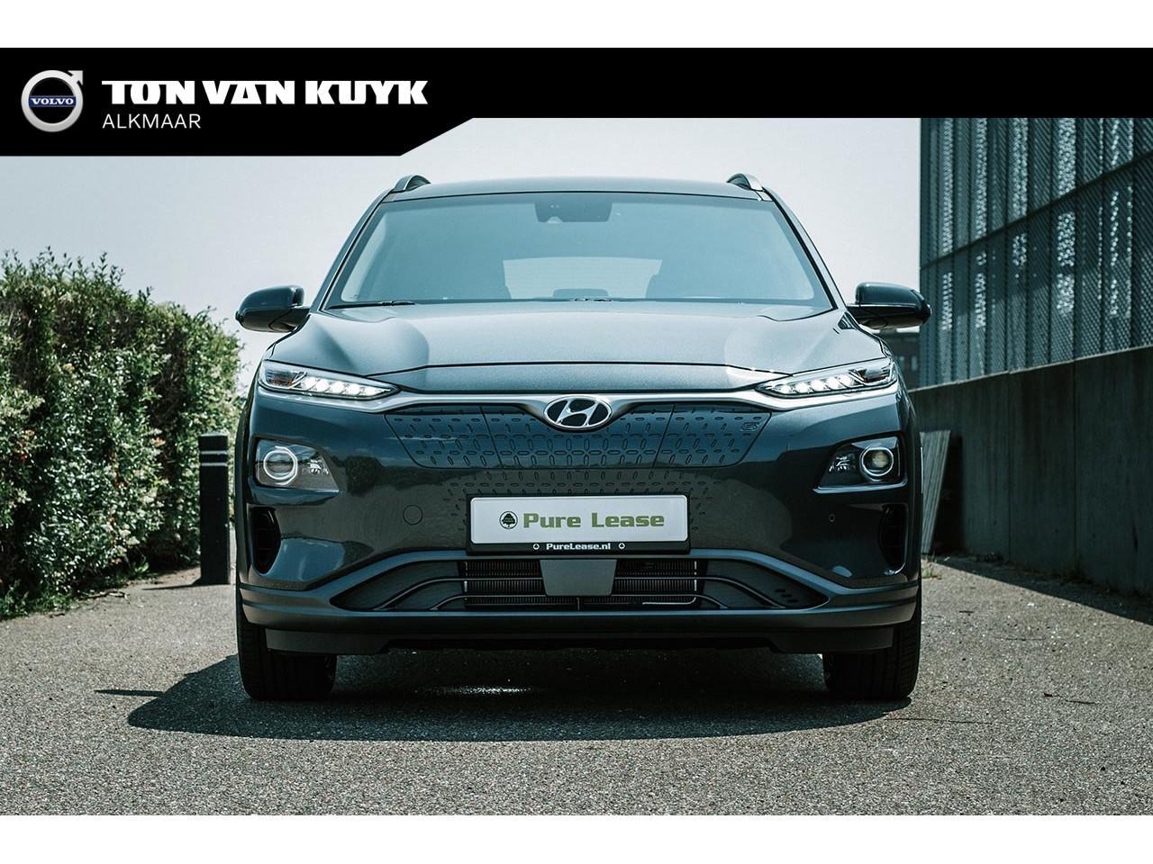 Hyundai Kona Electric ev 204pk 2wd aut. premium / 8% bijtelling