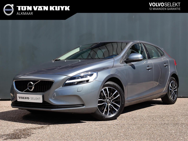 Volvo V40 2.0 d4 190pk geartronic nordic+ / standkachel / led / trekhaak / stoelverwarming