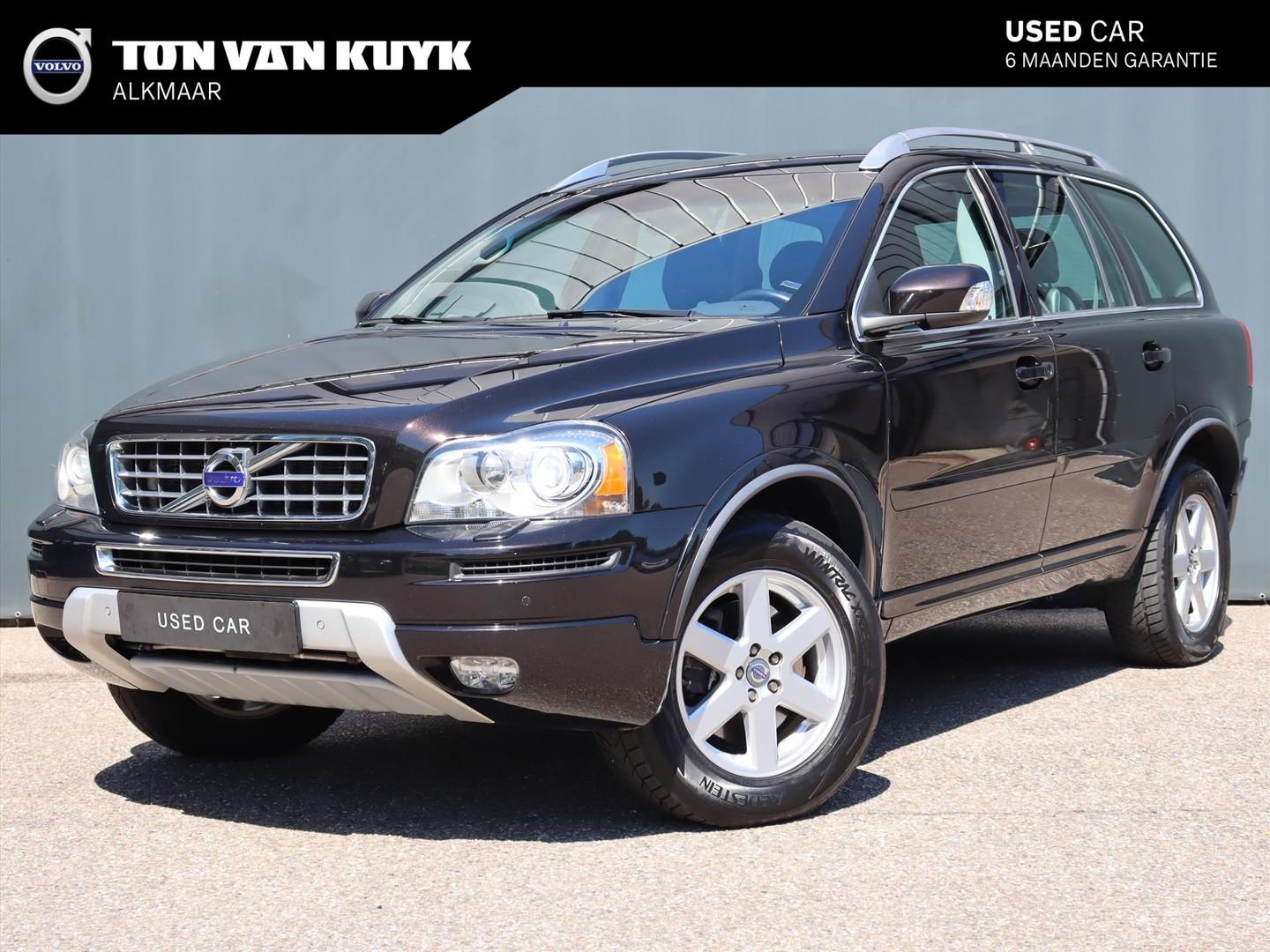 Volvo Xc90 D5 automaat 7p awd limited edition / trekhaak