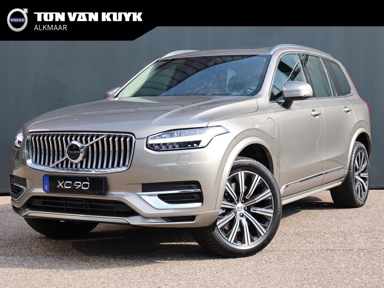 "Volvo Xc90 T8 twin engine plug-in hybrid 390pk inscription / 7 persoons / intro edition / scandinavian line / 22"" 20-spaaks velgen"