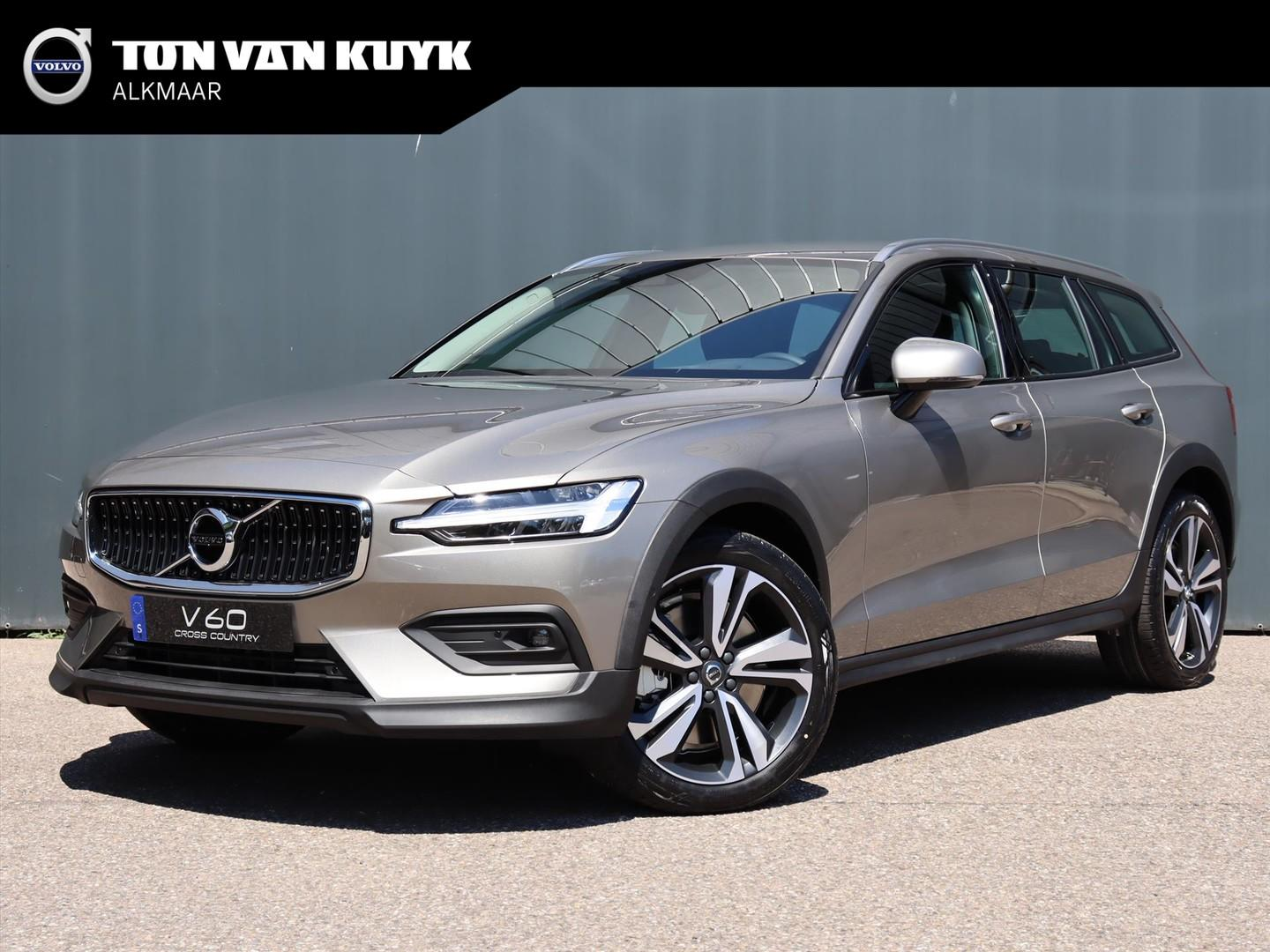 "Volvo V60 cross country New b5 awd 250pk mild hybrid automaat / park assist line / 19"" / intellisafe /"