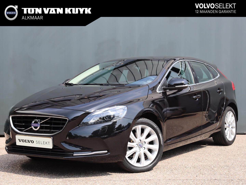 Volvo V40 T3 152pk nordic+ / standkachel / stoelverwarming / afn. trekhaak / volvo on call
