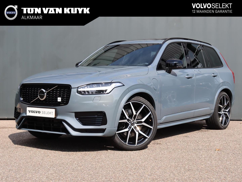 Volvo Xc90 T8 twin engine 390pk awd r-design / polestar edition / luchtvering / schuifdak / trekhaak / 22'' inch