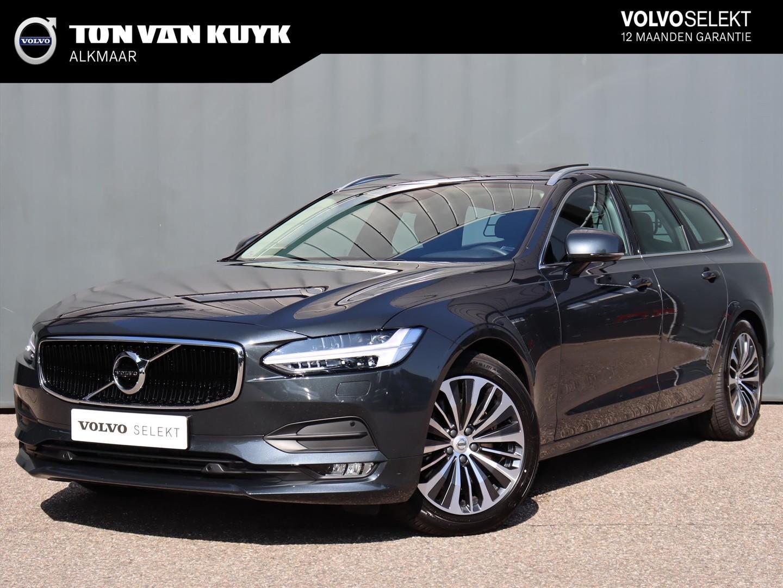 Volvo V90 T4 190pk aut. momentum pro / intellisafe / panoramadak / leder / trekhaak