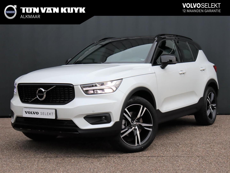 Volvo Xc40 T4 190pk aut. r-design / panoramadak / trekhaak / verwarmbare stoelen / bank