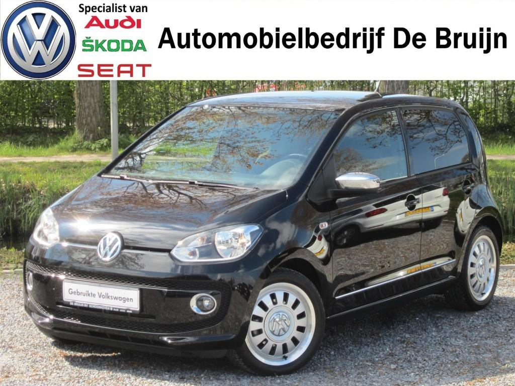 Volkswagen Up! High up! 75pk aut. 5d (navi,airco,lm,pdc,cruise)