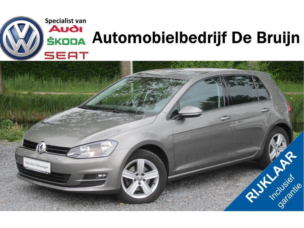 Volkswagen Golf 1.4 tsi 122pk highline 5d (clima,navi,cruise,lm,mist voor)