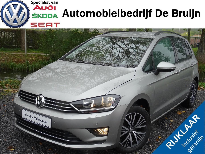 Volkswagen Golf sportsvan 1.2 tsi 110pk allstar (navi,lm,pdc,clima)