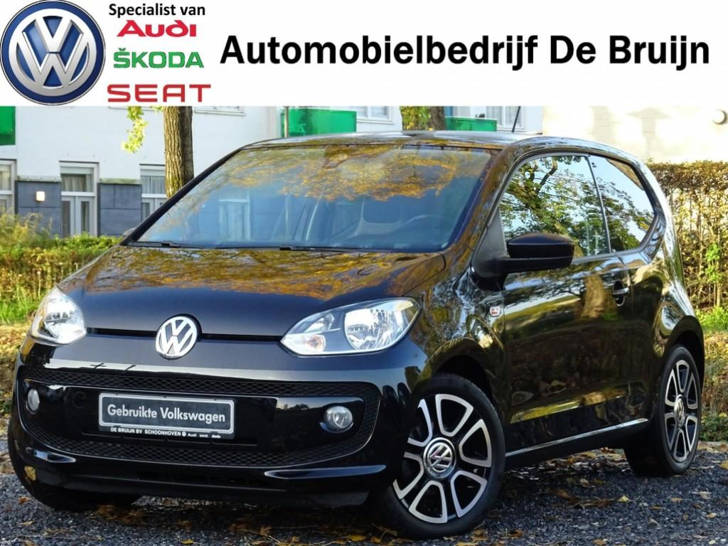 Volkswagen Up! High up! 75pk automaat (lm, cruise,pdc,airco)