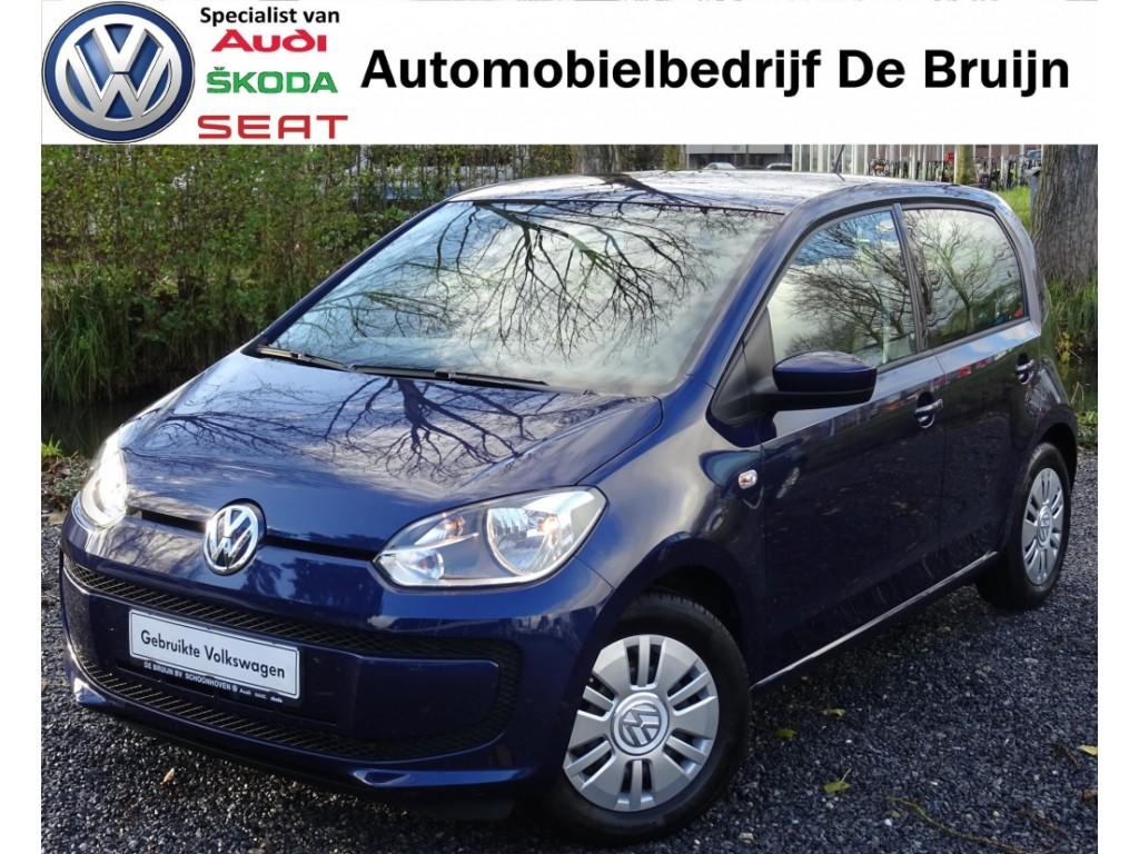 Volkswagen Up! 1.0 move up! 5d (navi,airco,bluetooth)