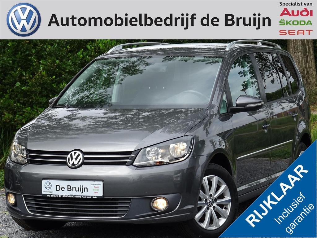 Volkswagen Touran 1.2 tsi 105pk highline (navi,pdc,clima,lm)