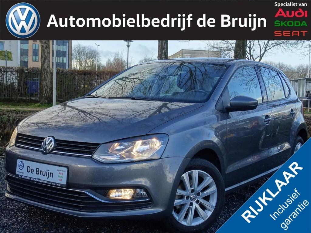 Volkswagen Polo Comfortline 75pk 5d (lm,bluetooth,multi-stuur)