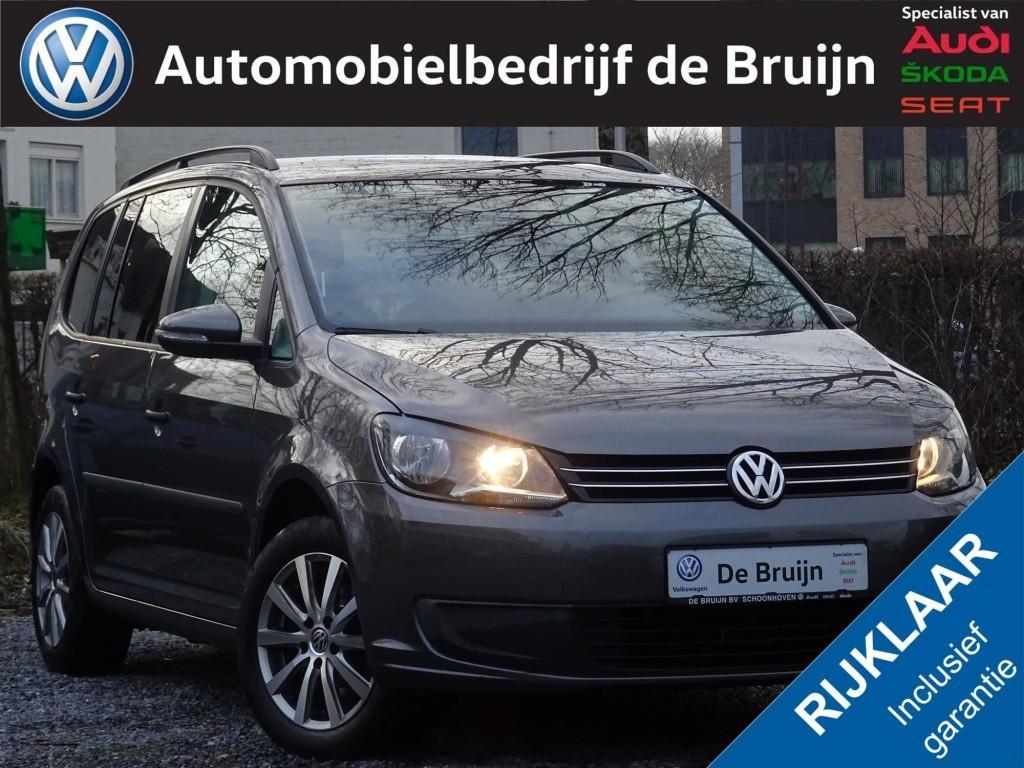 Volkswagen Touran Comfortline 1.4 tsi 140pk dsg (cruise,clima,lm)