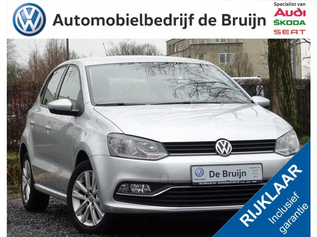 Volkswagen Polo 1.2 tsi 90pk first edition 5d (lm,bluetooth)