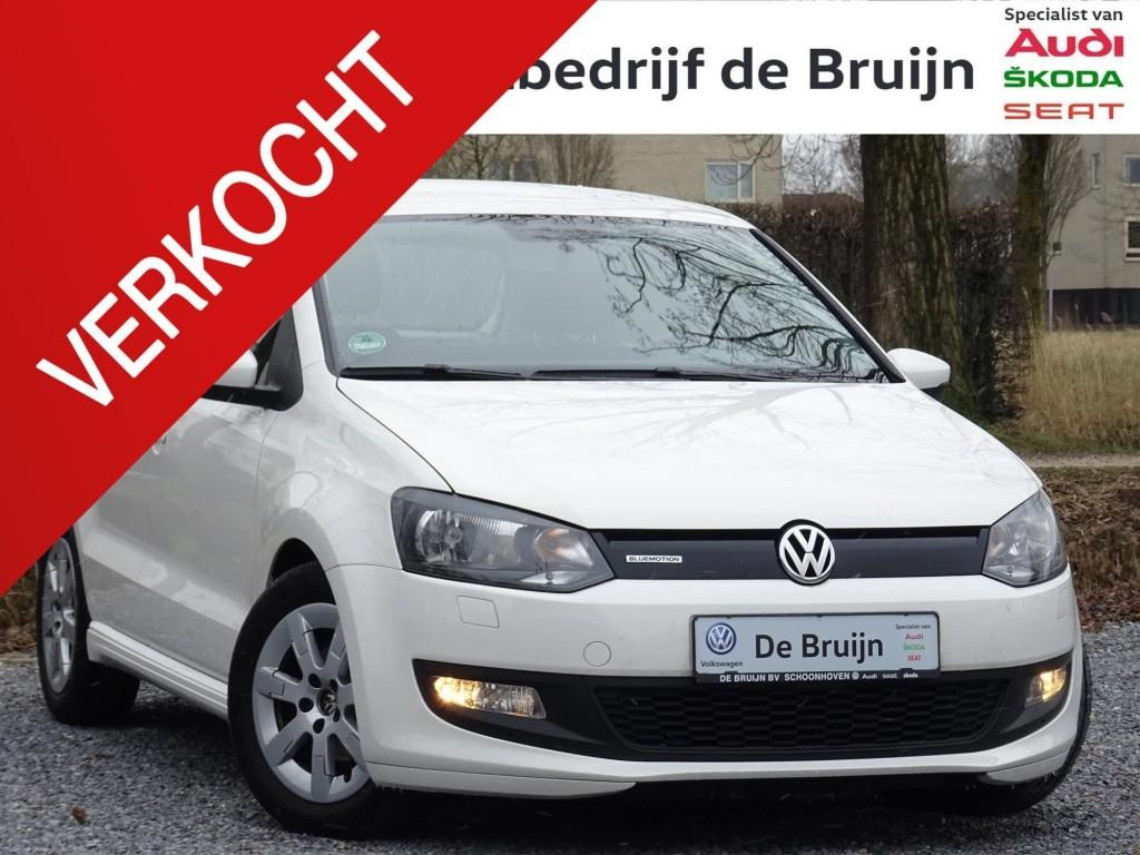 Volkswagen Polo 1.2 tdi bluemotion comfortline 5d (airco,lm,stoelverw)