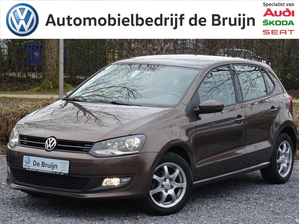 Volkswagen Polo 1.2 tsi 90pk comfortline 5d (lm,radio/cd,cruise)