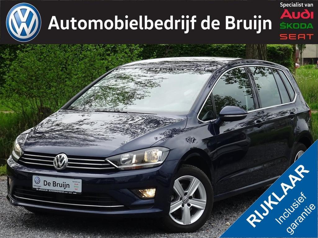 Volkswagen Golf sportsvan Highline 1,4 tsi 125pk (navi,pdc,clima,lm)