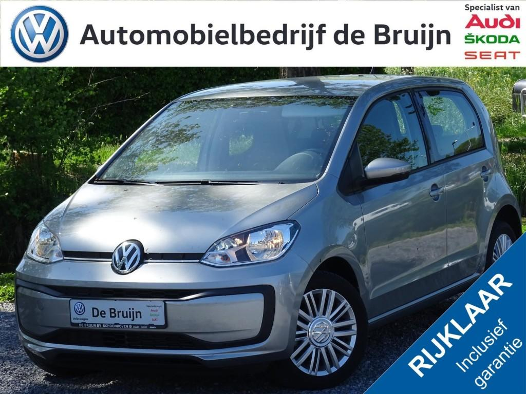Volkswagen Up! Move up! 5d (lm,airco,navi)