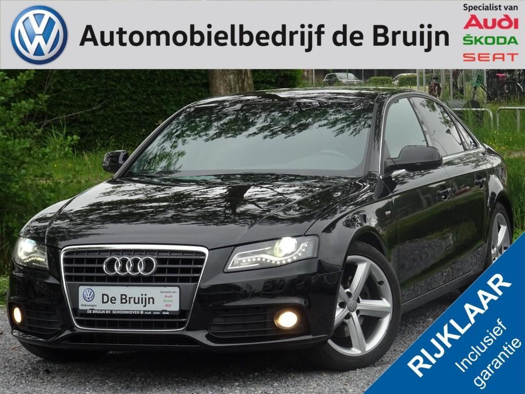 Audi A4 1.8 tfsi s-edition (xenon,schuifdak,navi,pdc)