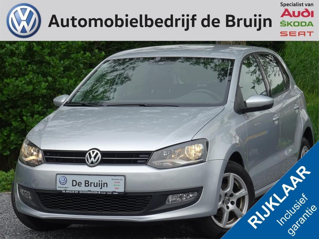 Volkswagen Polo Comfort edition 1,2 tsi 90pk (lm,clima,trekhaak)