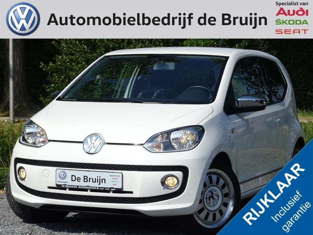 Volkswagen Up! High up! 75pk (navi,airco,lm,mistlampen)