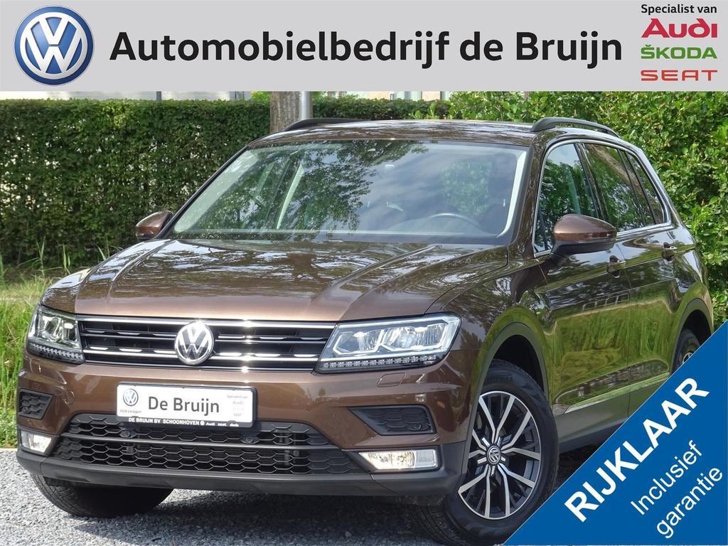 Volkswagen Tiguan Comfortline 1,4 tsi 150pk dsg (trekhaak,clima,lm,stoelverw)