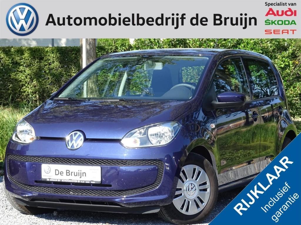 Volkswagen Up! 1.0 move up! 5d (navi,airco,bluetooth)