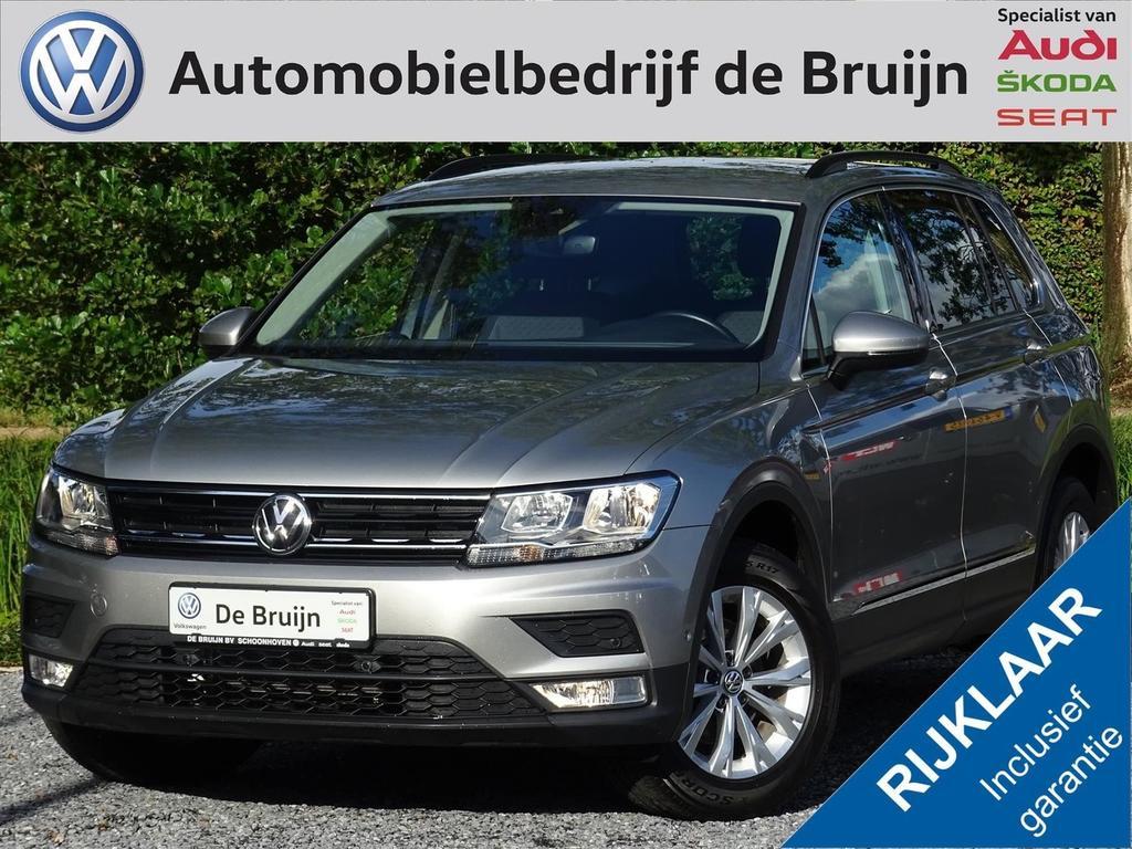 Volkswagen Tiguan Comfortline 1.4 tsi act 150pk (navi,camera,adapt.cruise)