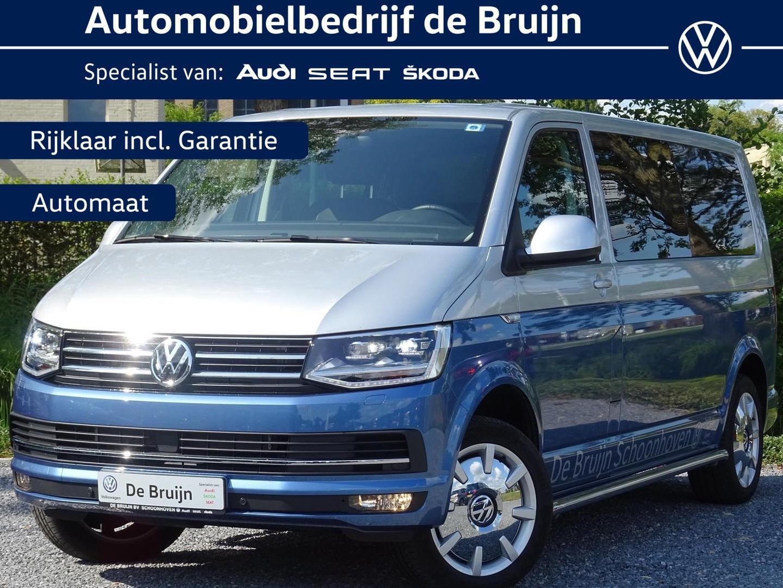 Volkswagen Transporter Dc lwb 150pk dsg highline (led,disc,navi,leer)