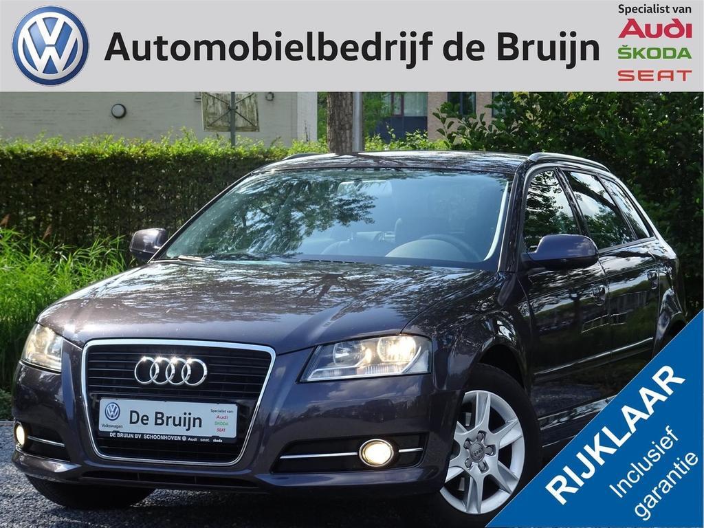Audi A3 Sportback 1,2 tsi 105pk (clima,cruise,lm)