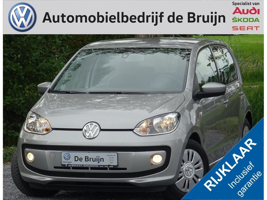 Volkswagen Up! 1.0 high up! bluemotion (pdc achter,navi,cruise,mistlampen)