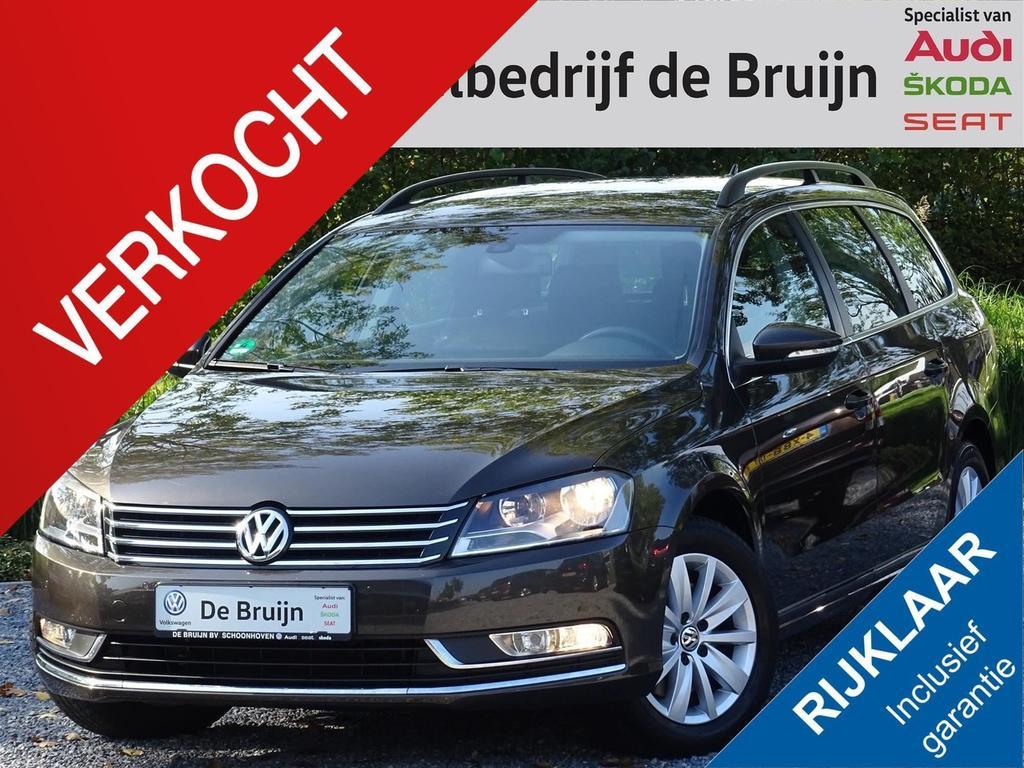 Volkswagen Passat Variant comfortline 1,4 tsi 122pk dsg (navi,pdc,lm,clima)