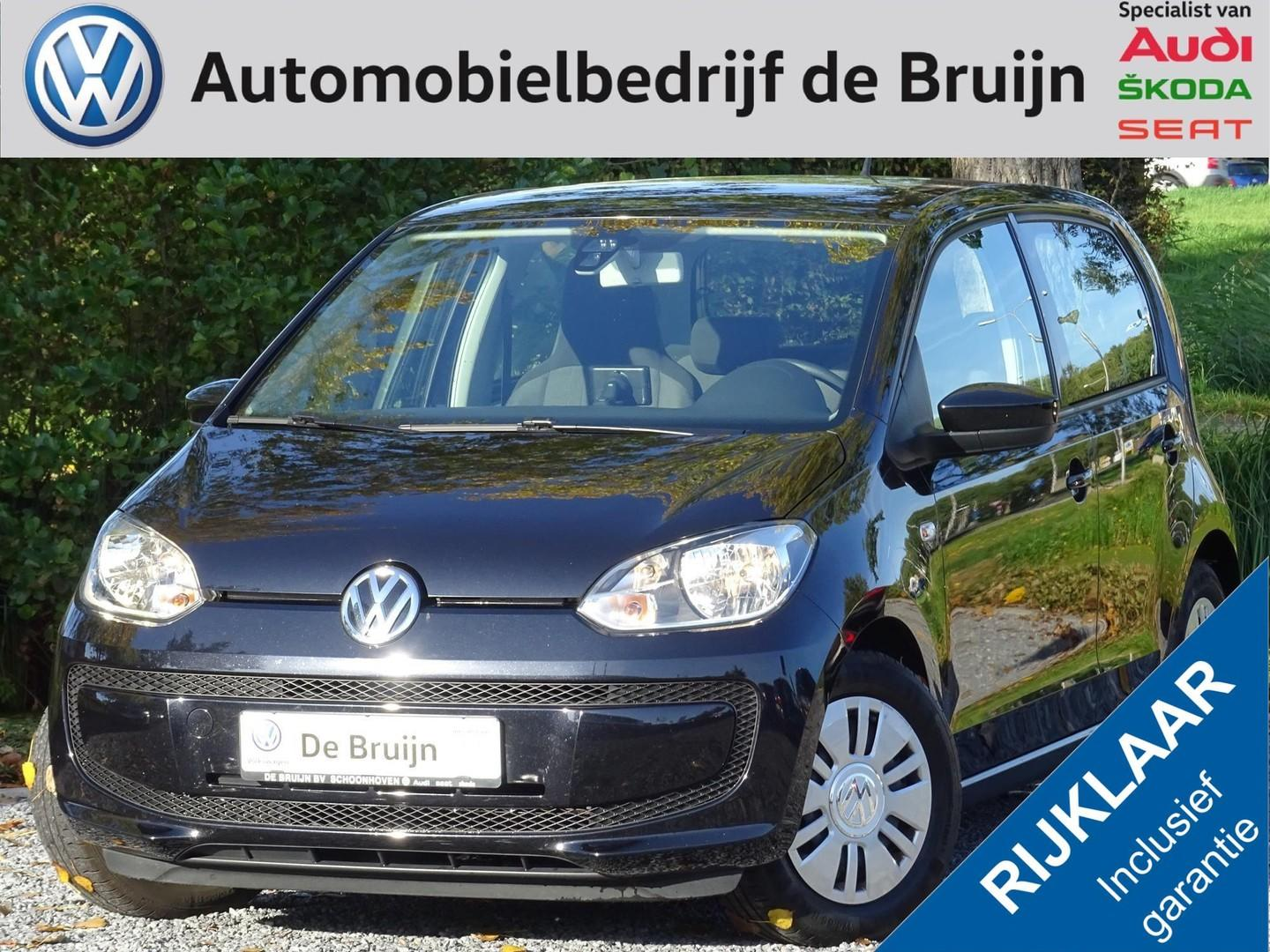 Volkswagen Up! Move up! 5d (navi,airco,bluetooth)