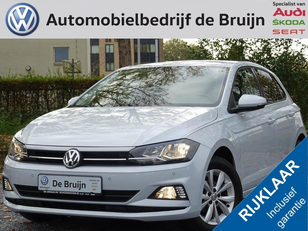 Volkswagen Polo Highline tsi 95pk (clima,navi-app,pdc)