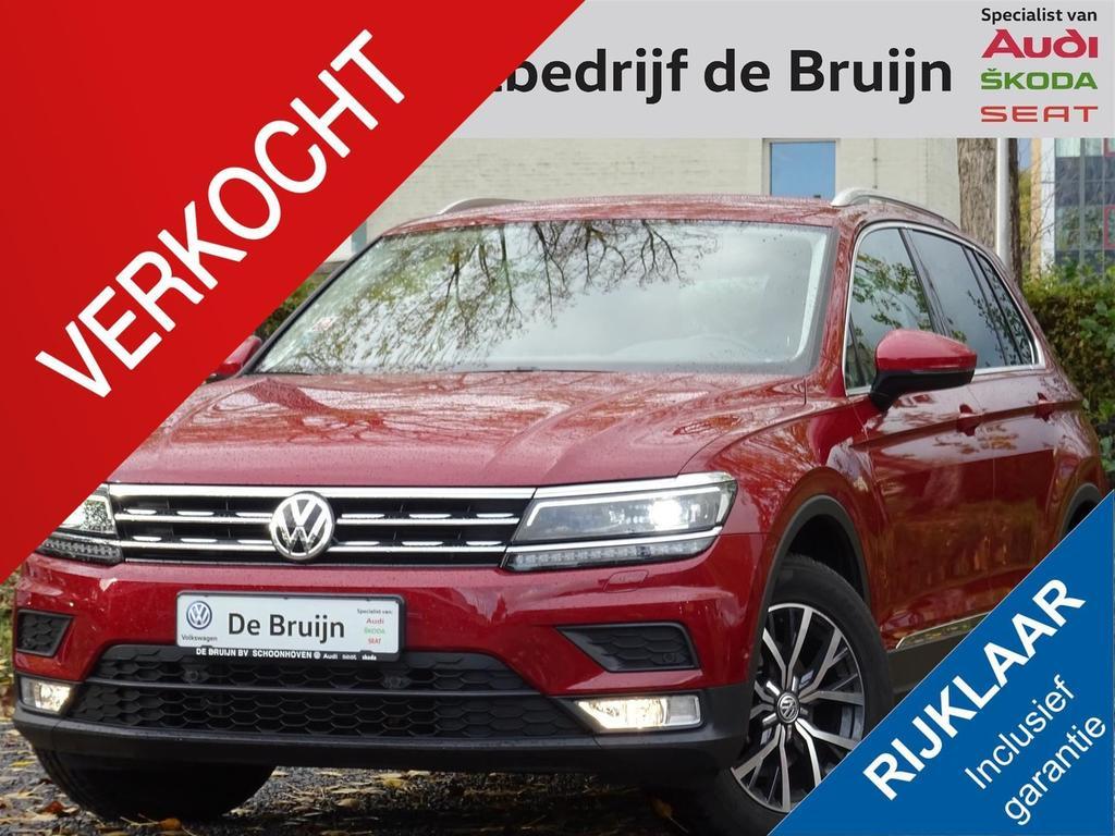 Volkswagen Tiguan Comfortline 1.4 tsi 150pk dsg (virtual,navi,led,camera)