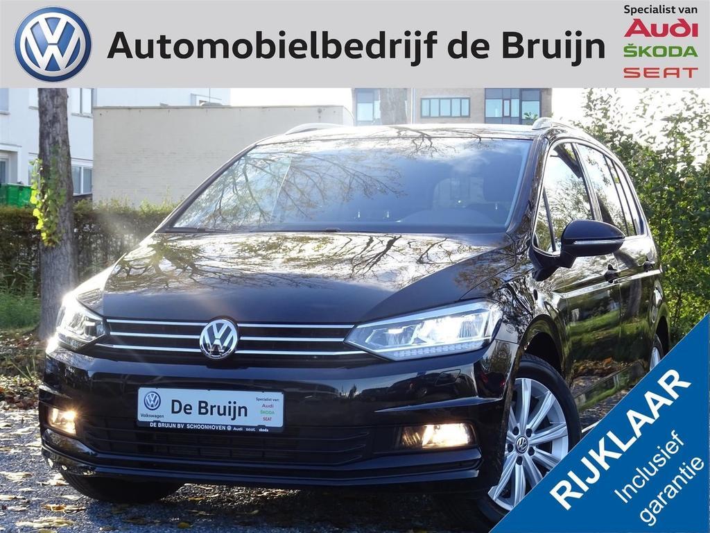 Volkswagen Touran Highline 1,8 180pk dsg 7p (led,camera,navi)