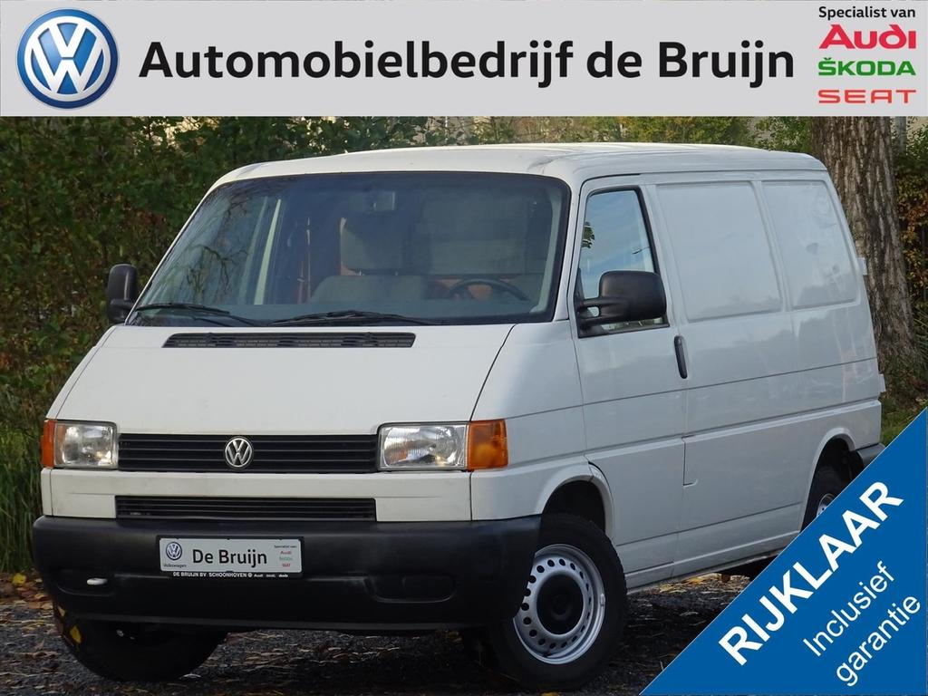 Volkswagen Transporter 1.9d kwb ec