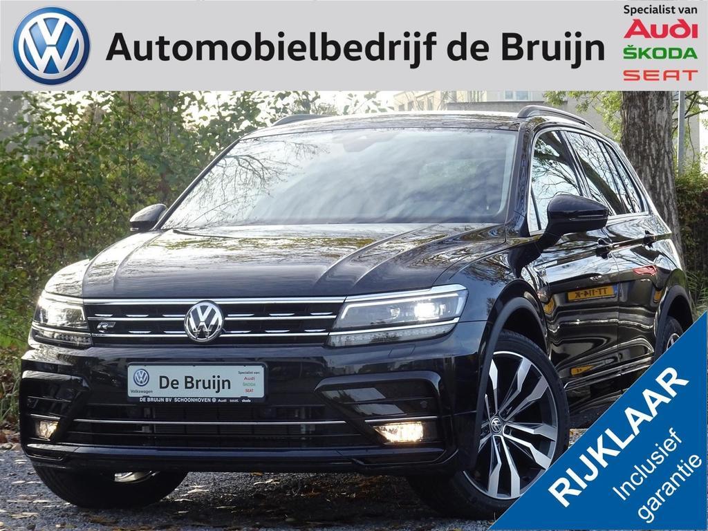"Volkswagen Tiguan 1.4 tsi 125pk r-line (navi, 20""lm, 5j gar)"