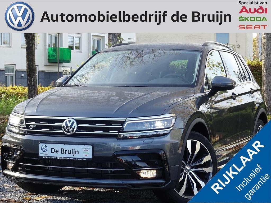 Volkswagen Tiguan 1.4 tsi 125pk r-line (led,pdc,navi,lm''20,5j garantie)