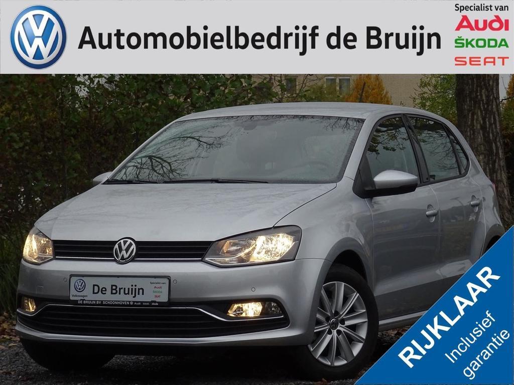 Volkswagen Polo Comfortline tsi 90pk dsg (lm,pdc,trekhaak,airco)